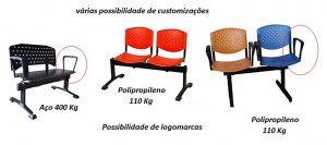 Customização da cadeira de obeso para ficar semelhante as cadeiras normais