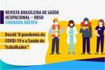 RBSO lança chamada sobre Covid-19 e saúde do trabalhador