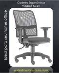 Cadeira ergonômica modelo Golden MESH